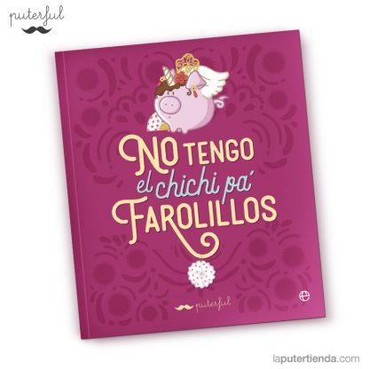 libro puterful - no tengo el chichi
