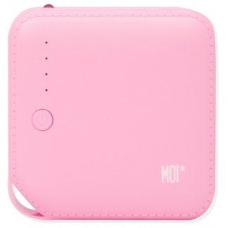 MOI Batería externa - Rosa