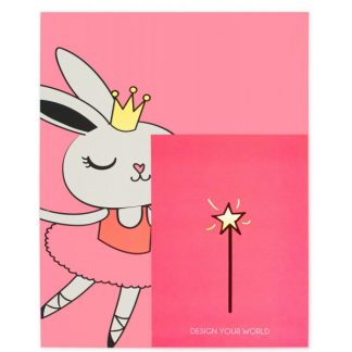 MOI Cuaderno - Rosa