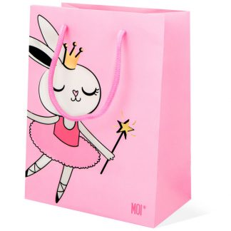 MOI* Party bolsa de regalo papel Lady Bunny