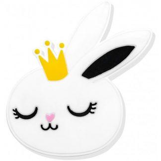 MOI* Sacapuntas silicona Lady Bunny