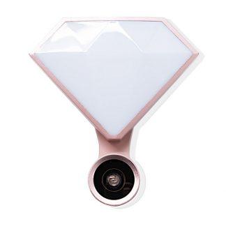 MOI* Selfie light diamante con luz
