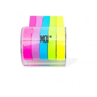 MOI Set 5 rollos adhesivos