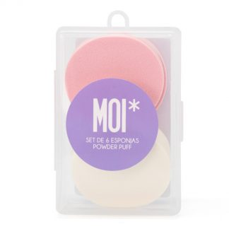 MOI* Set de 6 esponjas