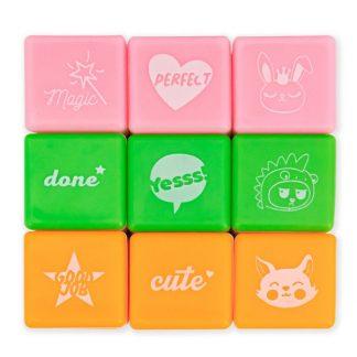 MOI Set sellos