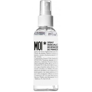 MOI* Spray hidroalcohólico higienizante