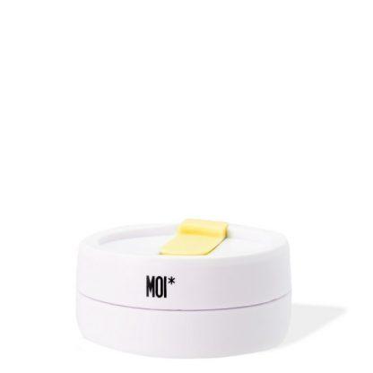 MOI* Vaso plegable amarillo