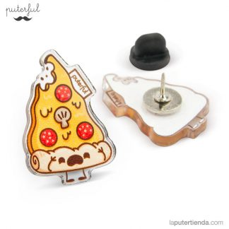 Pin pizza