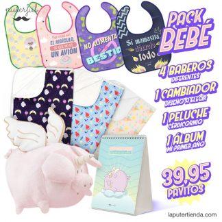 Pack Regalos para bebés