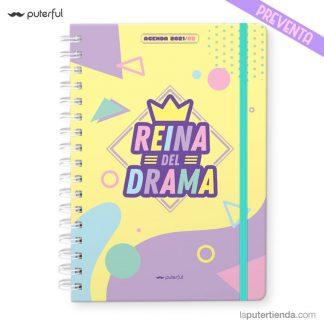 Agenda escolar Reina del drama