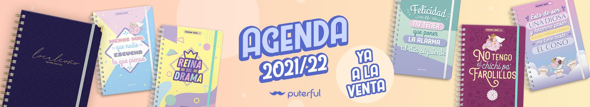 Banner agendas Puterful